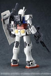 MG RX-78-02 ガンダム(GUNDAM THE ORIGIN版)のテストショット02