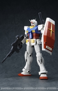 MG RX-78-02 ガンダム(GUNDAM THE ORIGIN版)のテストショット01