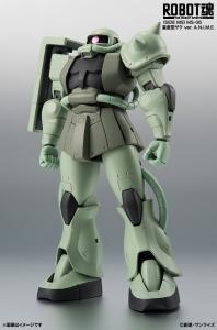 ROBOT魂 MS-06 量産型ザク Ver. A.N.I.M.E. 1