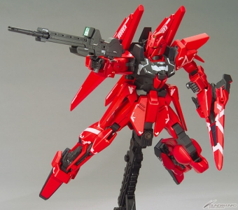 HGUC MSN-001-2 デルタガンダム弐号機 Ver.GFT LIMITED COLOR 04