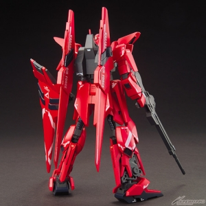 HGUC MSN-001-2 デルタガンダム弐号機 Ver.GFT LIMITED COLOR 02