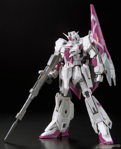 RG MSZ-006-3 Ζガンダム3号機 初期検証型 Ver.GFT LIMITED COLOR 01