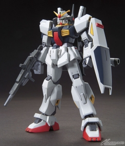 HGUC ガンダムMk-II(エゥーゴ仕様)01