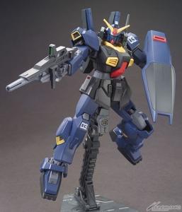HGUC ガンダムMk-II(ティターンズ仕様)04