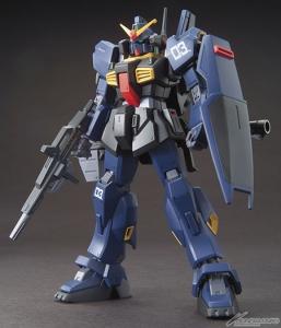 HGUC ガンダムMk-II(ティターンズ仕様)01