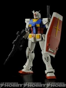 MG RX-78-02 ガンダム(GUNDAM THE ORIGIN版)のテストショット1