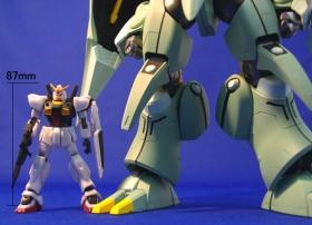 機動戦士ガンダム ASSAULT KINGDOM クィン・マンサの彩色試作写真3