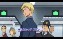 機動戦士ガンダム THE ORIGIN 第3話「暁の蜂起」予告02
