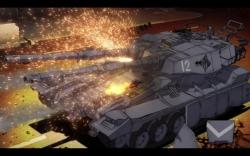 機動戦士ガンダム THE ORIGIN 第3話「暁の蜂起」予告16