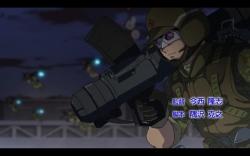 機動戦士ガンダム THE ORIGIN 第3話「暁の蜂起」予告13