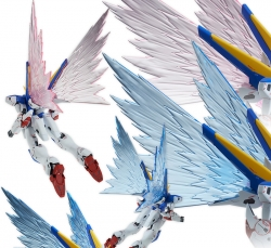 "MG V2ガンダム Ver.Ka用 拡張エフェクトユニット ""光の翼""の商品説明画像05"