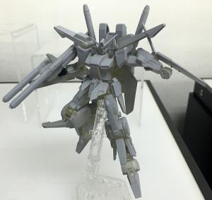 機動戦士ガンダム ASSAULT KINGDOM フルアーマーZZガンダム&メガ・ライダー 試作品4