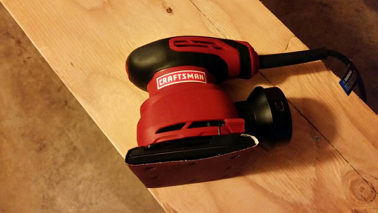 Craftsman 電動やすり