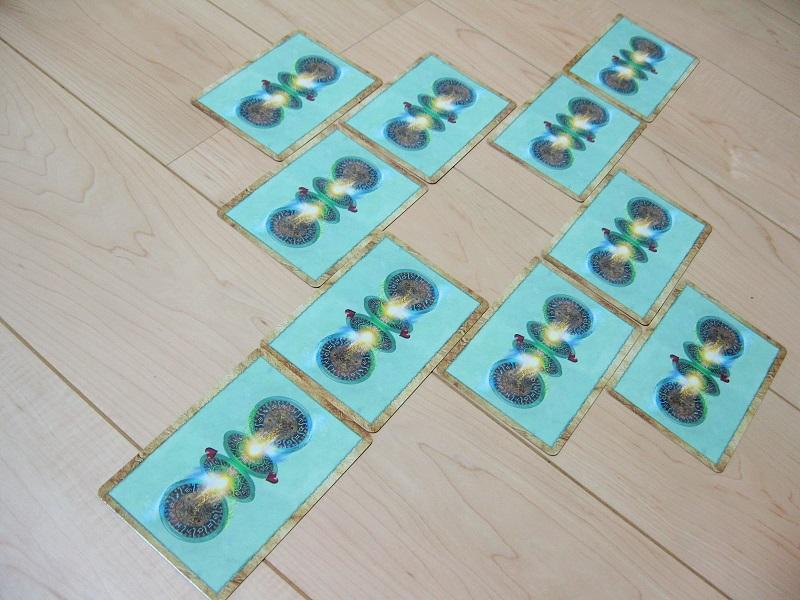円形 フィールド 場 カードゲーム MTG