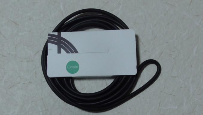 AukeyのマイクロUSBケーブルと5ポート内蔵充電器のレビュー49-33-543