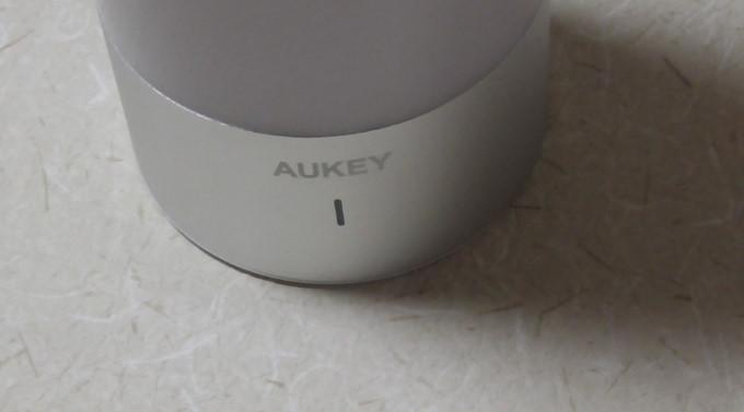 AukeyのLEDイルミネーションライトのレビュー9-57-59-887
