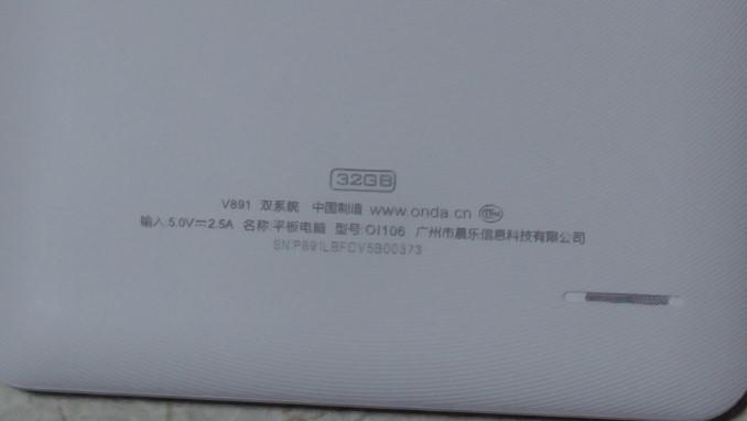 ONDA V891タブレットレビュー7-00-06-965