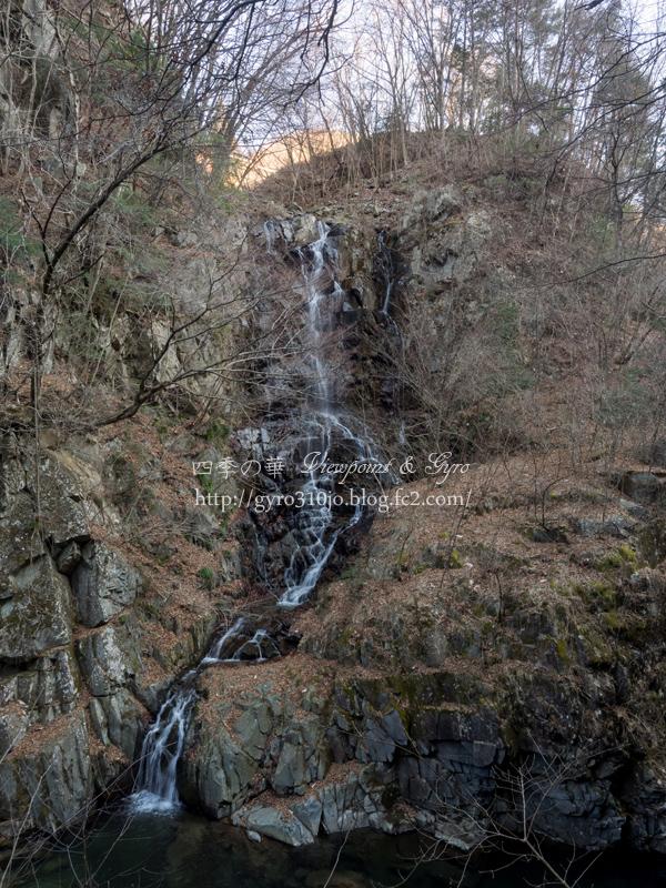釜沢の滝 D