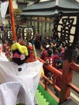 羽田町火防祭3