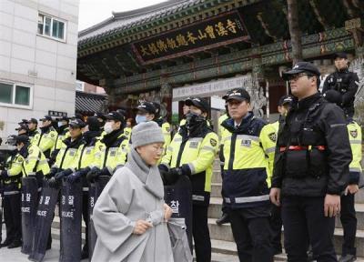 寺に逃げ込む 犯罪者保護 仏教寺院 寺