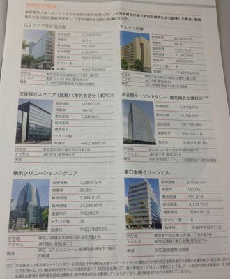 MCUBS Midcity投資法人 大阪以外の物件を取得中です