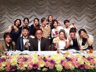 結婚式(茂木)⑥