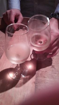 ヌーボーナイト☆白ワイン