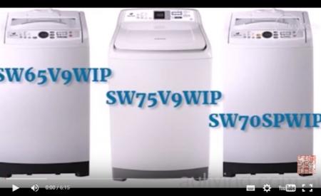 【動画】ウリナラ洗濯機 自動ふぁびょん機能!まともにリコール出来ません [嫌韓ちゃんねる ~日本の未来のために~ 記事No5956