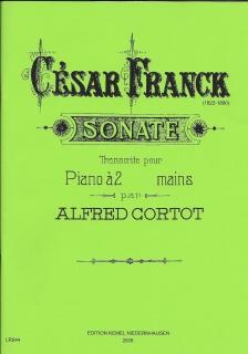 Franck CortotBlog