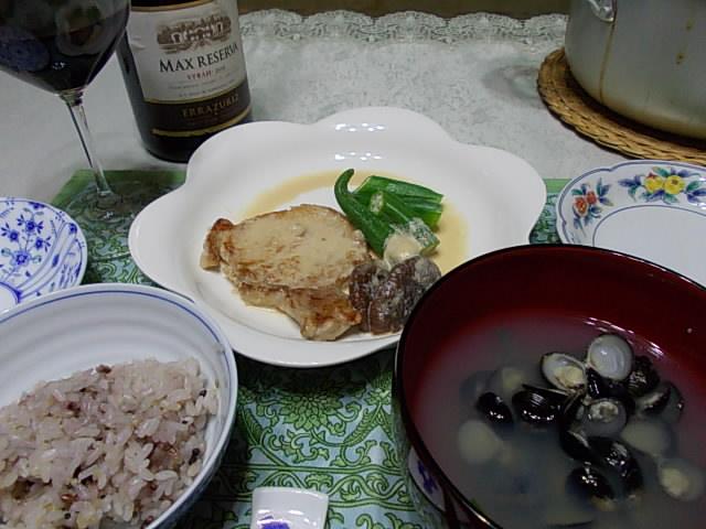 Dinner 20151027
