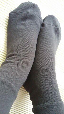 山忠のあきらめない靴下3