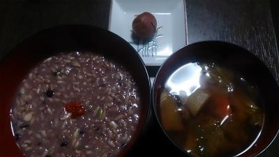 20151204玄米粥