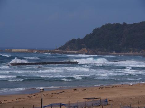 夕日ヶ浦海岸