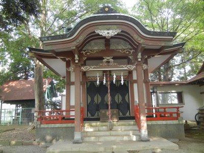 若宮八幡神社・本殿