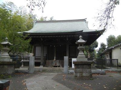 熊野神社・本殿