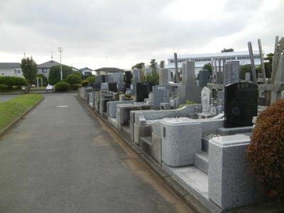 旧陸軍墓地(市営習志野霊園)