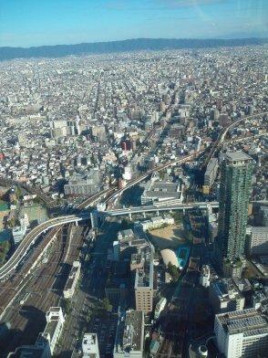 東方面・生駒山脈
