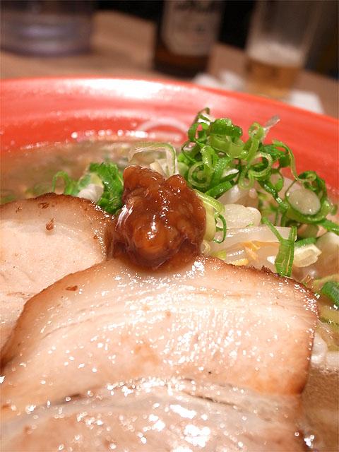 150725HISHIO-醤そば・もろみオリーブ煮