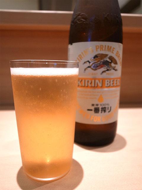 150726ひさ田-ビール