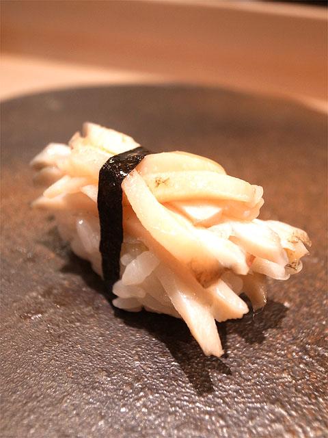 150726ひさ田-鮑の貝柱