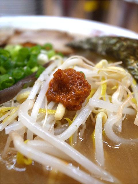150903拉麺男-こってりトンコツ・辛味噌