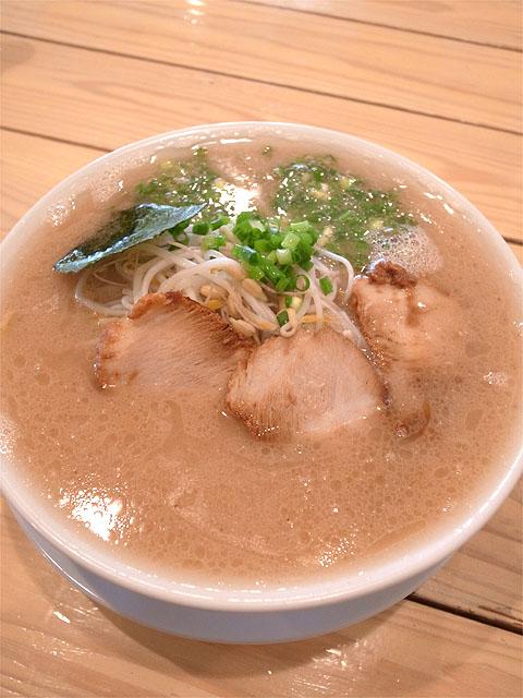 150904麺食堂Tara-こってりらぁめん
