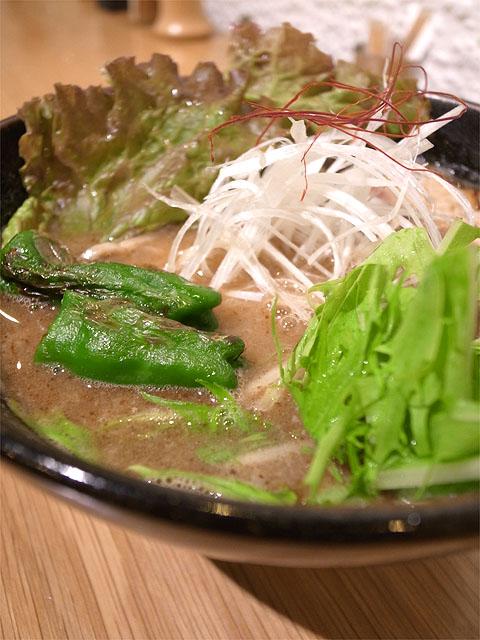 150904リラクラーメン-野菜ラーメン・野菜