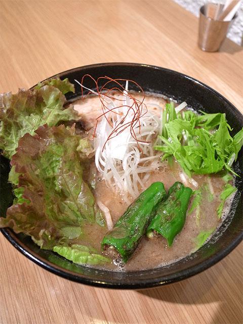 150904リラクラーメン-野菜ラーメン
