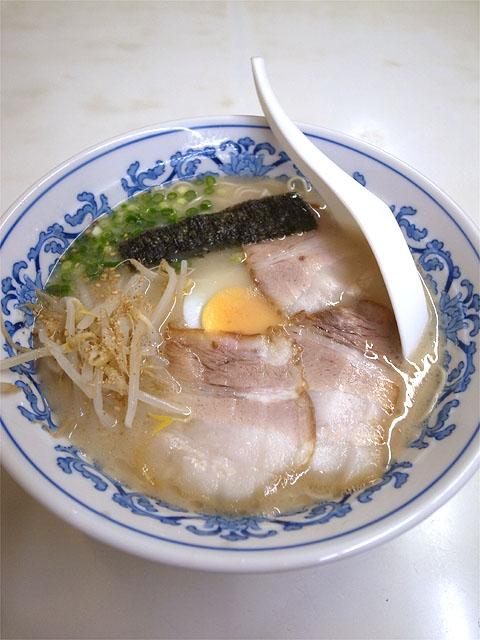 150905清陽軒 竹町店-ラーメン