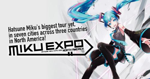 mikuexpo メキシコ