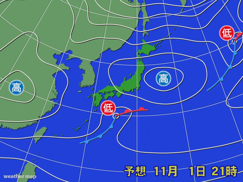 明日、シーズン一番の冷え込みに 東海や関東で12月並みの寒さ