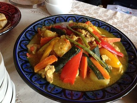 モロッコ料理2