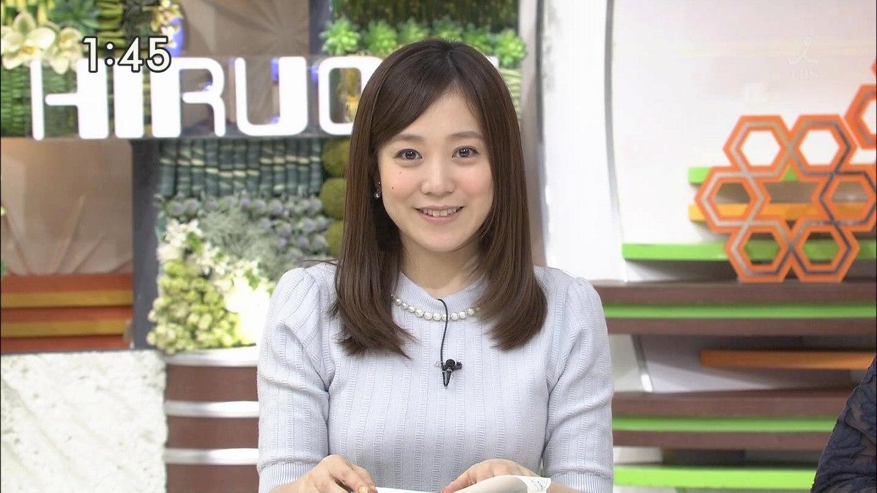 TBSの江藤愛アナ