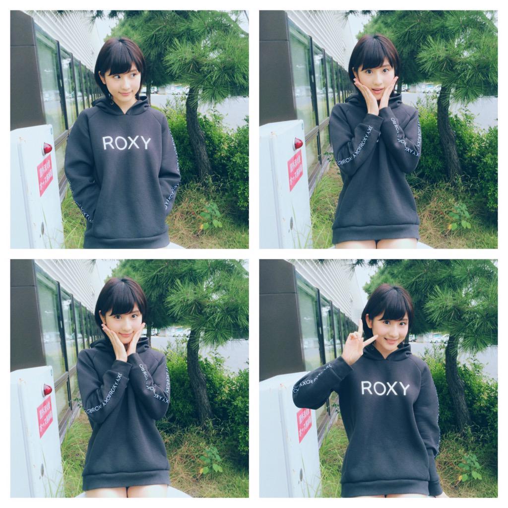ノーパンに見えるNMB48・林萌々香